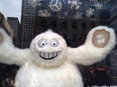 Yeti story as told by Saks