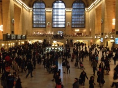 Grand Central Station, 100 years