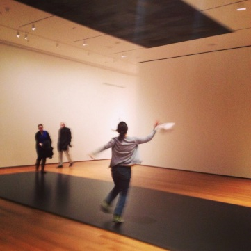"MoMa, ""Liane in Flight"""