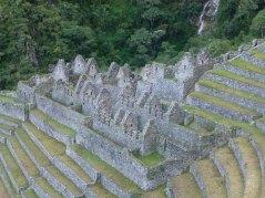 Ruins along the way